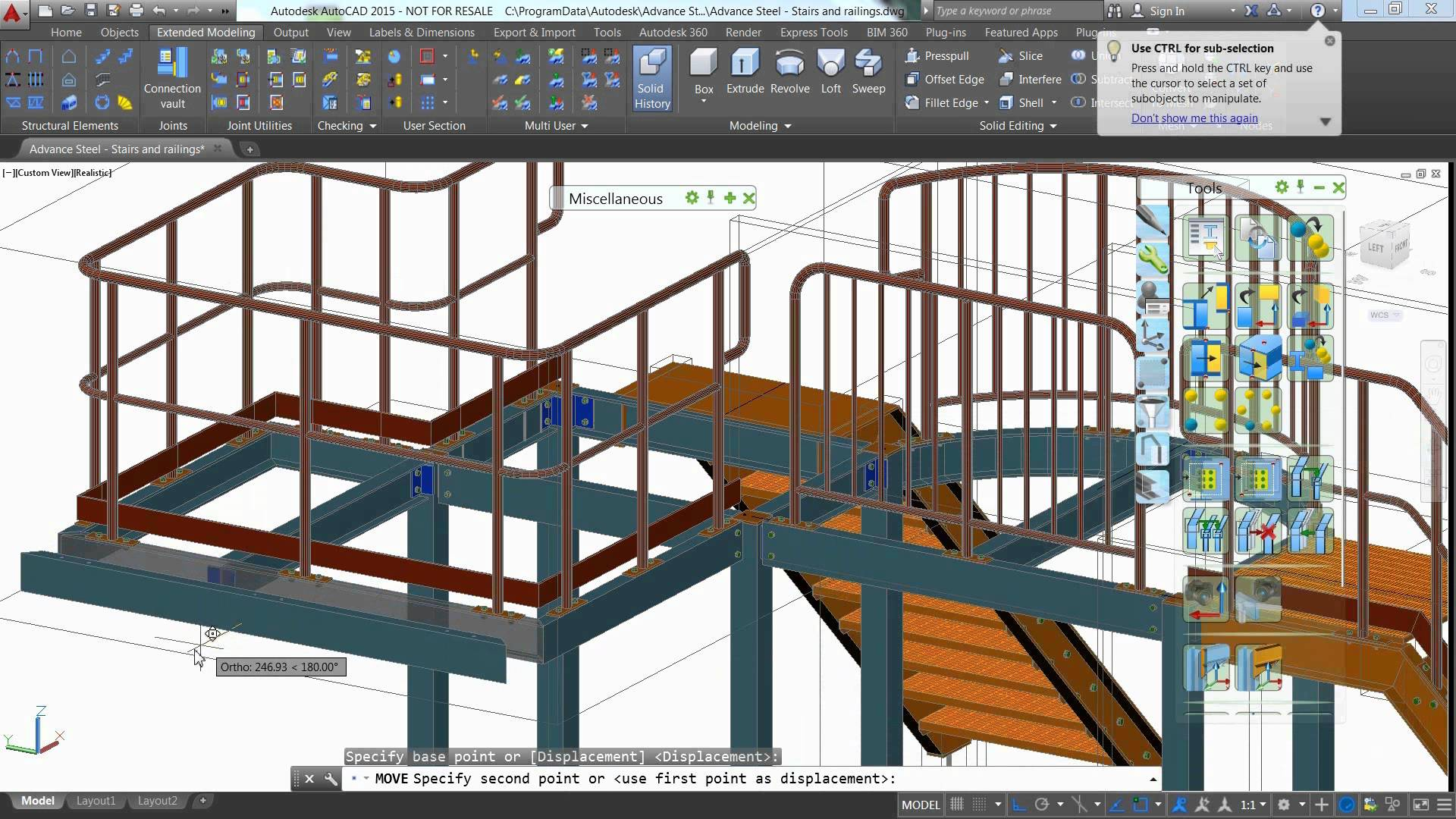 revit stairs tutorial